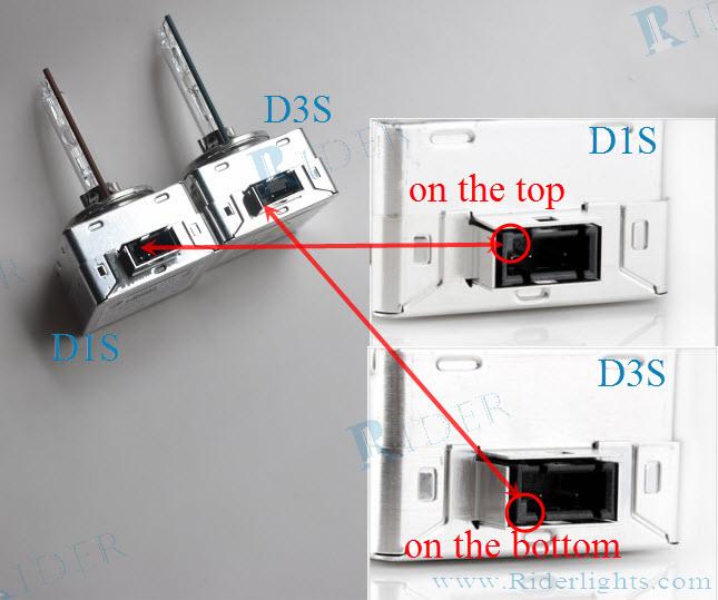 d1s bulb socket to D3S bulb socket ile ilgili görsel sonucu